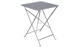 Bistro Tisch Bistro_Table 57x57_GRIS METAL